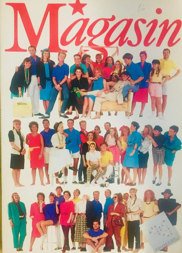 annonce 1986